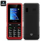 AGM Stone 2 Rugged Bar Phone (Red)