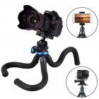 APEXEL Flexible Wrappable Leg Camera Tripod