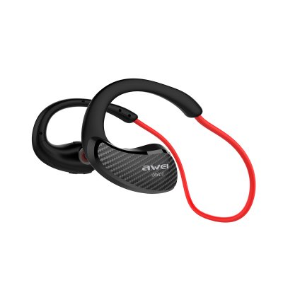AWEI A881BL NFC Wireless Earphones Red