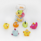 Acekid Baby Bath Toy Pack of 6