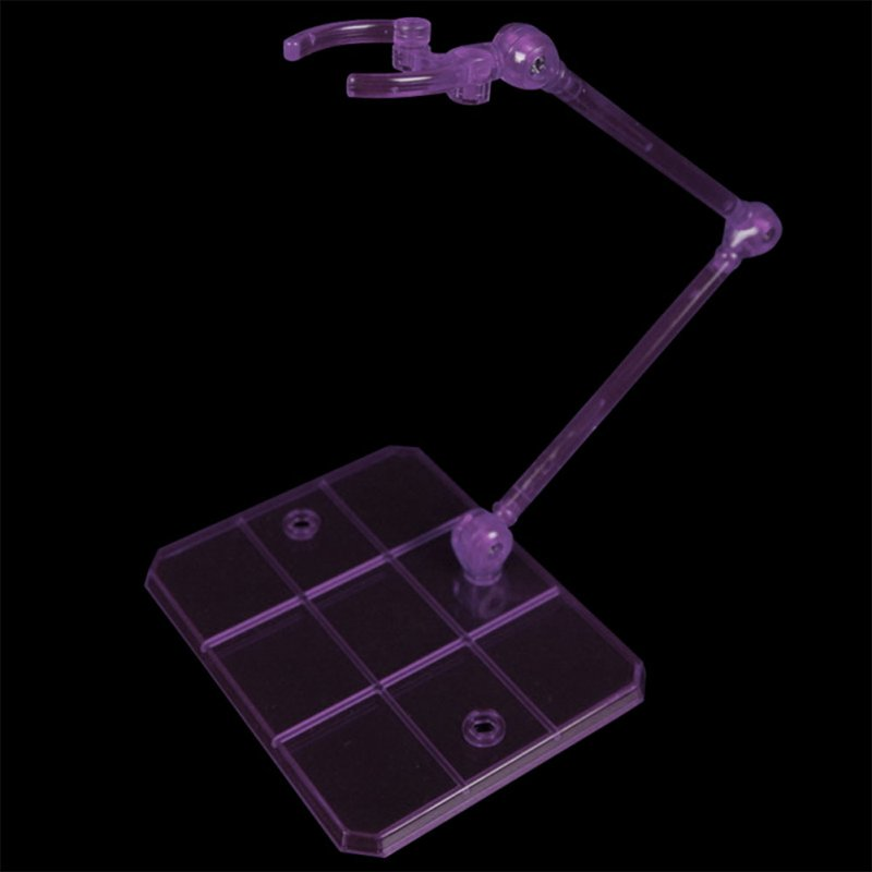 Action Base Clear Display Stand fo Model Toy