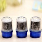 Activated Carbon Faucet Water Filter Kitchen Anti splash Water Filter Tip Sprayer Tap Water Strainer Kitchen Supplies
