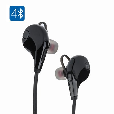 Geega S401 Sports Earbuds (Black)