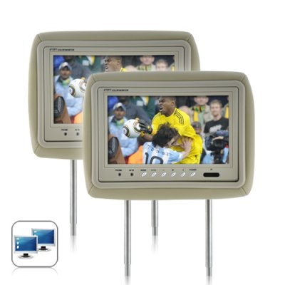 9 Inch Headrest Monitor