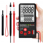 Adms9cln Digital  Multimeter 9999 Counts Auto Range Voltage Capacitance Diode Resistance Test ADMS9LN English