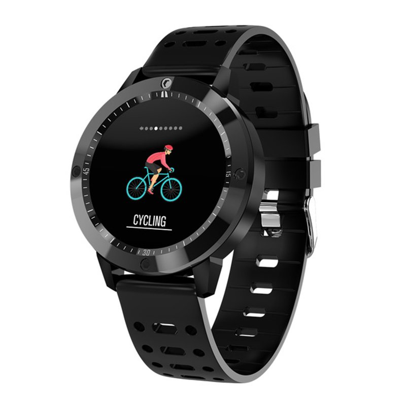 CF58 Smart Watch - Black