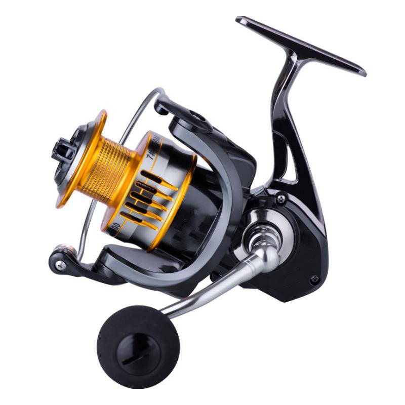 Advanced Metal Long Distance Spinning Fishing Wheel FBE2000