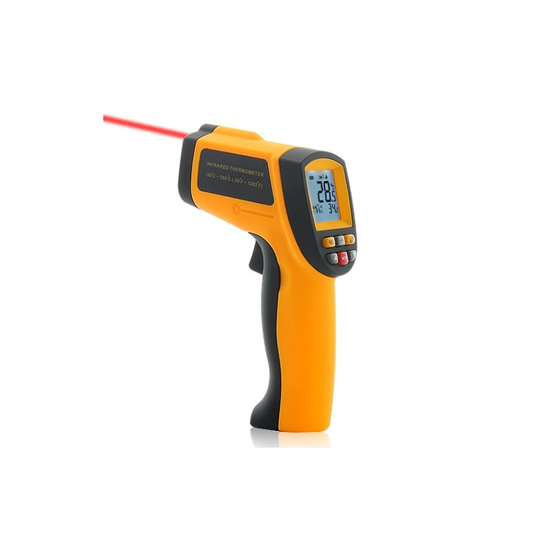 Digital Laser Thermometer