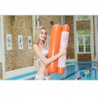 Outdoor Folding Water Hammock - Orange