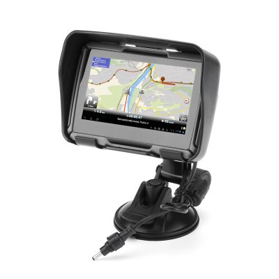 All Terrain 4.3 Inch Motorcycle GPS Navigation System 'Rage'