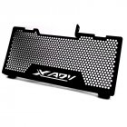 Aluminum Motorcycle Radiator Guard Grille Protection Water Tank Guard For HONDA XADV750 X-ADV750 black