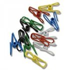 Amco Everything Clips- Set of 12, Assorted Colors