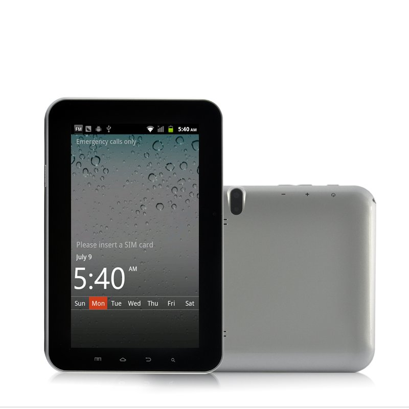 Android Tablet Phone with GPS