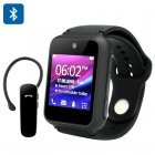 Ken Xin Da S9 Smart Watch Phone (Black)