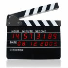 And Cut  For all you aspiring directors  movie freaks  and people just interested in funky looking clocks  Chinavasion presents this director s clapper board sh