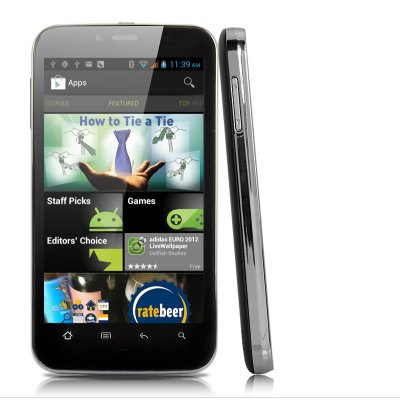 4.3 Inch GPS Android Phone - Elysium