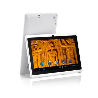 Cheap 7 Inch Android 4.1 Tablet - Horus (W)