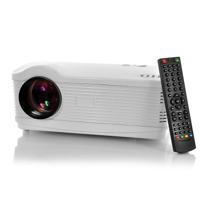HD Projector w/ Android 4.1  - DroidBeam (W)