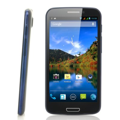 5.3 Inch Quad Core Android 4.1 Phone - Kobalt