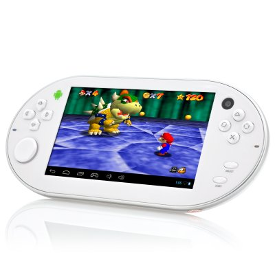 Android 4.2 Gaming Console Tablet -Emulation