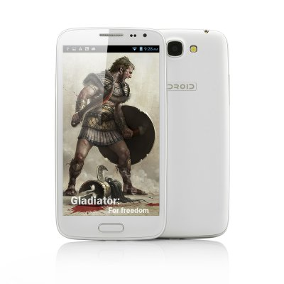 3G 4 Core Android 4.2 Phone - Gladiator (W)