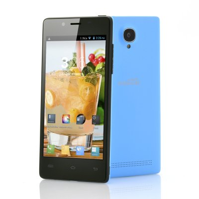 XiaoCai X9 Android 4.2 Quad Core Phone (Blue)