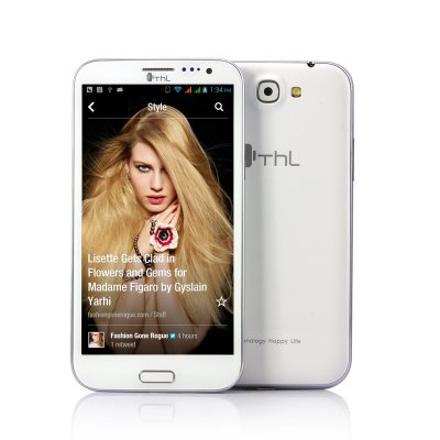 Android 4.2 Quad Core HD Phone - ThL W7+ (W)
