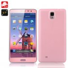 Android 4 4 Smartphone has a 5 7 Inch IPS Display  MTK6582 Quad Core1 3GHz CPU and is capable of 3G connectivity