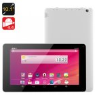 Android 4 4 Tablet comes with a 10 1 inch screen  CORTEX A7 Quad Core CPU   Mali 400 GPU  OTG and Dual Camera