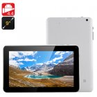 Android 4 4 Tablet features a 9 Inch Display  A33 Quad Core A9 CPU  Mali 400 GPU  8GB Internal Memory and Micro SD Card Slot