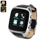 Android 5 1 3G   A Smart Watch For All Occasions   Android 5 1 OS  2G and 3G SIM support and an IP65 rating let you keep connected anywhere you go