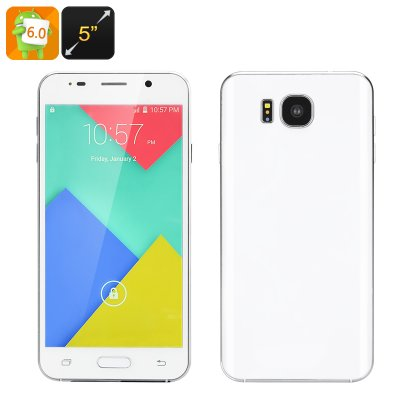 Android 6 Smartphone (White)