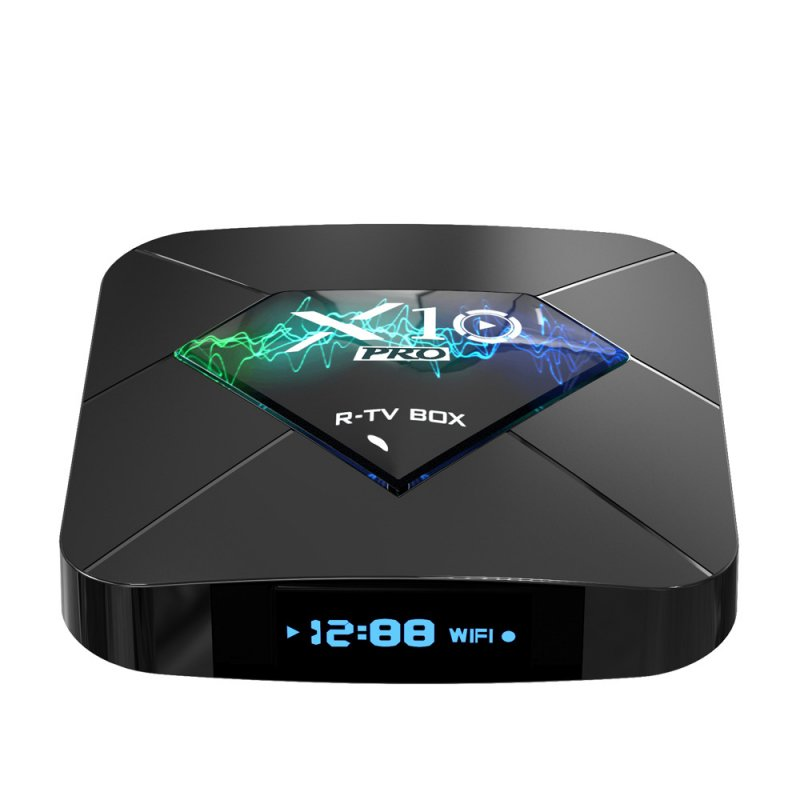 Android 8.1.0 R-TV BOX 4G + 32G UK Plug