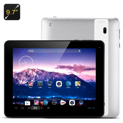 Android 9.7 Inch Tablet with A31S QuadC Core