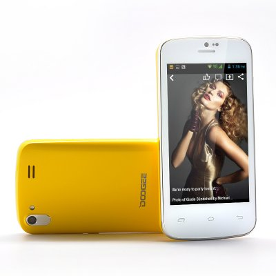 DOOGEE Collo DG100 Android Budget Phone (Y)