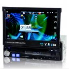 Android Car DVD Entertainment System  1Din  with a 7 Inch screen  GPS  3G  DVB T  WiFi and much more
