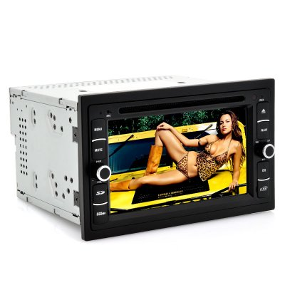 Android Car DVD Player w/ Wi-Fi - Road Frenzy