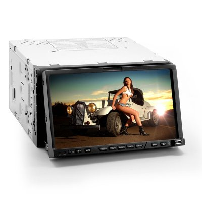 Android Car DVD Player - KITT II