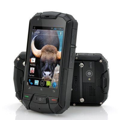 Ruggedized Android Dual Core Phone - Gaur (B)