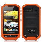 Android Rugged Mobile Phone with a 3 5 Inch Display that is Shockproof  Dust Proof and Water Resistant