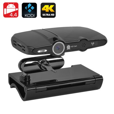Android TV Box + Video Camera