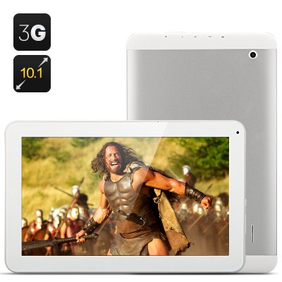 10.1 Inch Android Tablet - Hercules