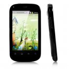 Android phone with a  3 5 Inch screen  Dual SIM capacities and fast 1GHz processor
