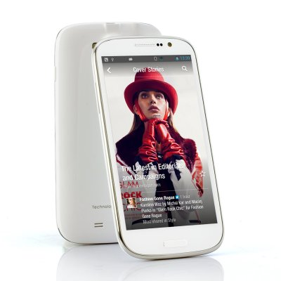 Android 4.1 HD Quadcore Phone - ThL W8