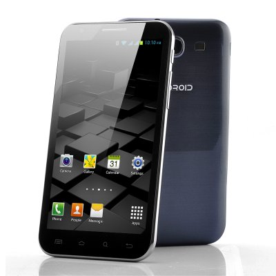 5.7 Inch Android 4.1 3G Phone - Granite