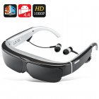 Android  2D/3D Virtual Video Glasses (Black)