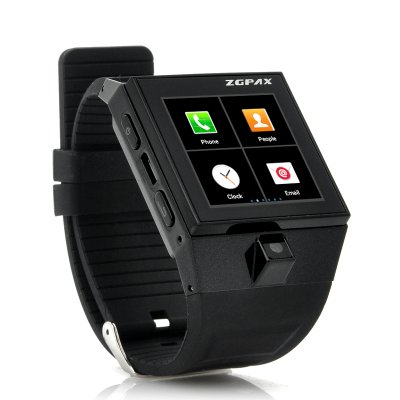 ZGPAX S5 Android Smart Phone Watch (B)