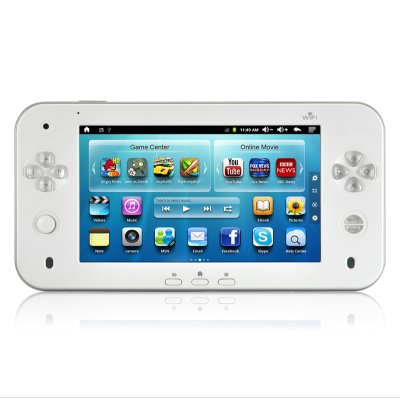 Android Tablet Console Emulator - Pearl