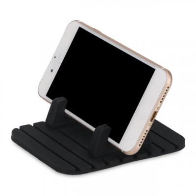 Silicone Mat Cell Phone Car Mount Holder