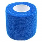 Antiallergic Pet Wound Cohesive Bandage Tape Dog Cat Animal Elastic Self Adherent Wrap 7.5cm*4.5m arandom colour